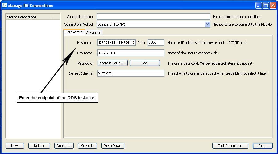 Project EC2/RDS: Setting up mySQL with SSH to RDS and