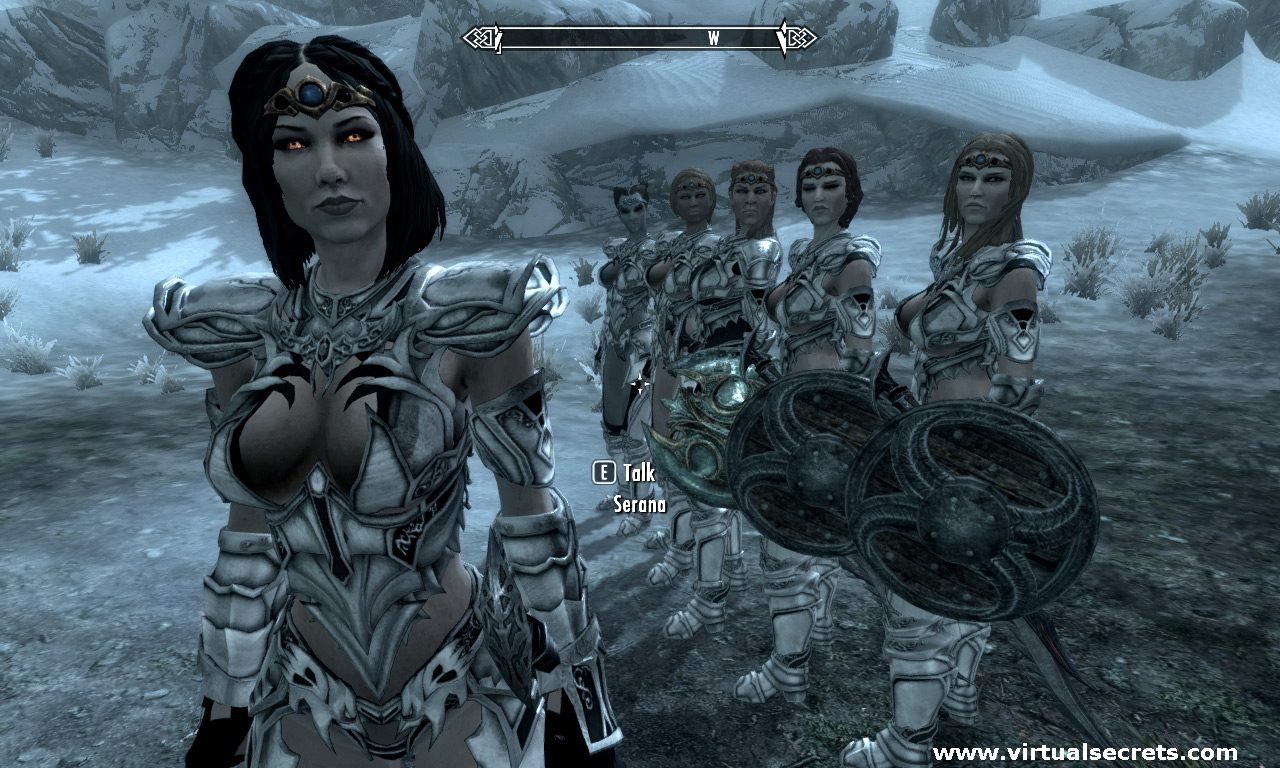 Changing serana armor dawnguard the elder scrolls v skyrim changing serana armor dawnguard the elder scrolls v skyrim dawnguard message board for pc gamefaqs voltagebd Choice Image