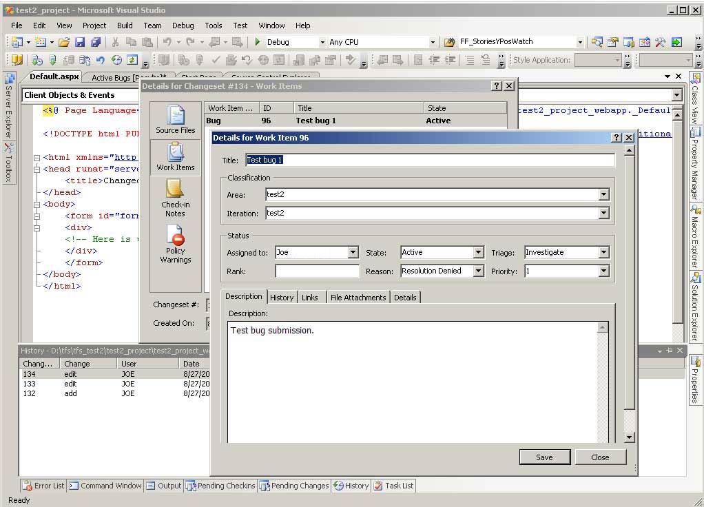 team foundation server tutorial pdf